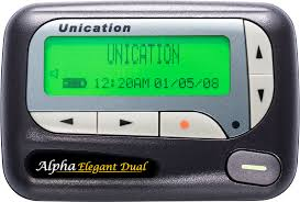 Old pager