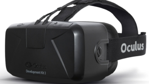 The Oculus Rift Developer Kit 2